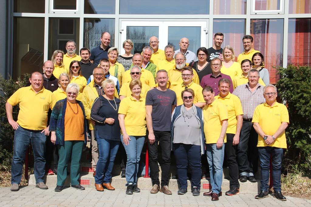 Frühjahrsklausur in Lindabrunn