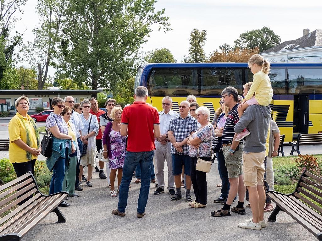 Bustour für NeubürgerInnen