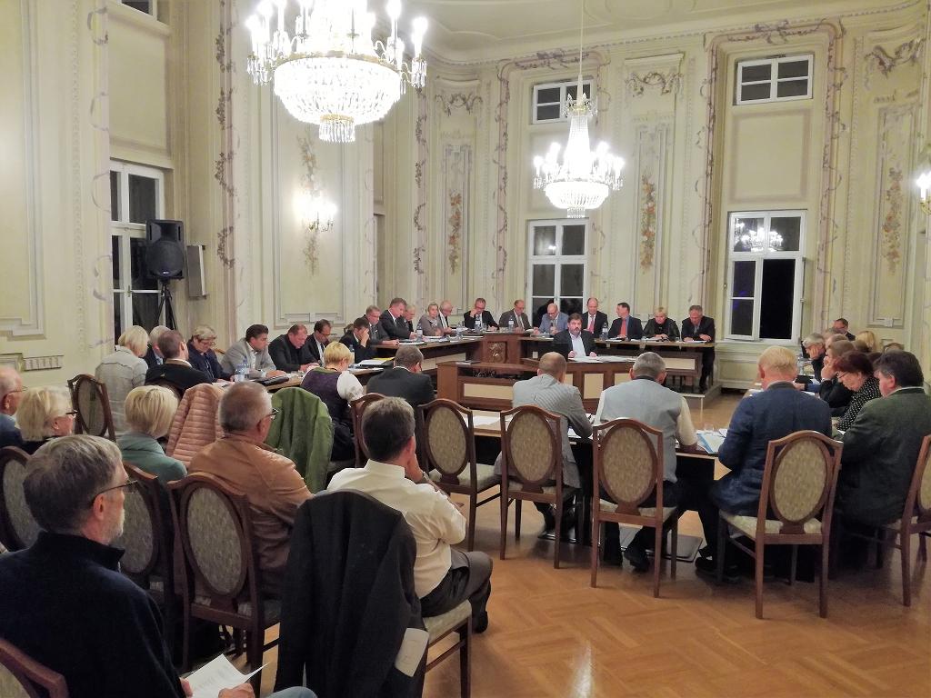Große Einigkeit in Gemeinderat – Bericht September 2019