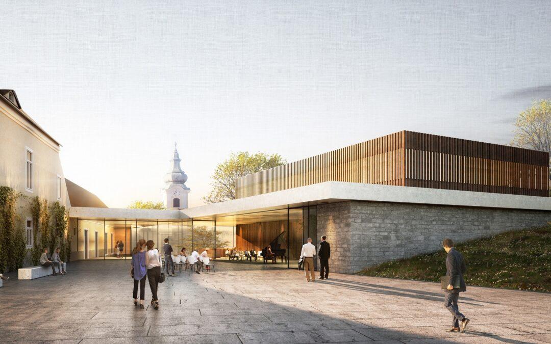 Schloss Gainfarn als Musik-Hotspot ausbauen