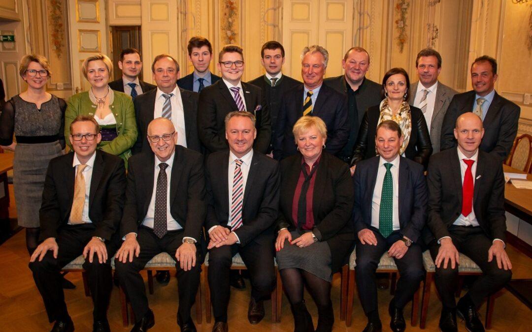 Das Team der LISTE Flammer im Gemeinderat