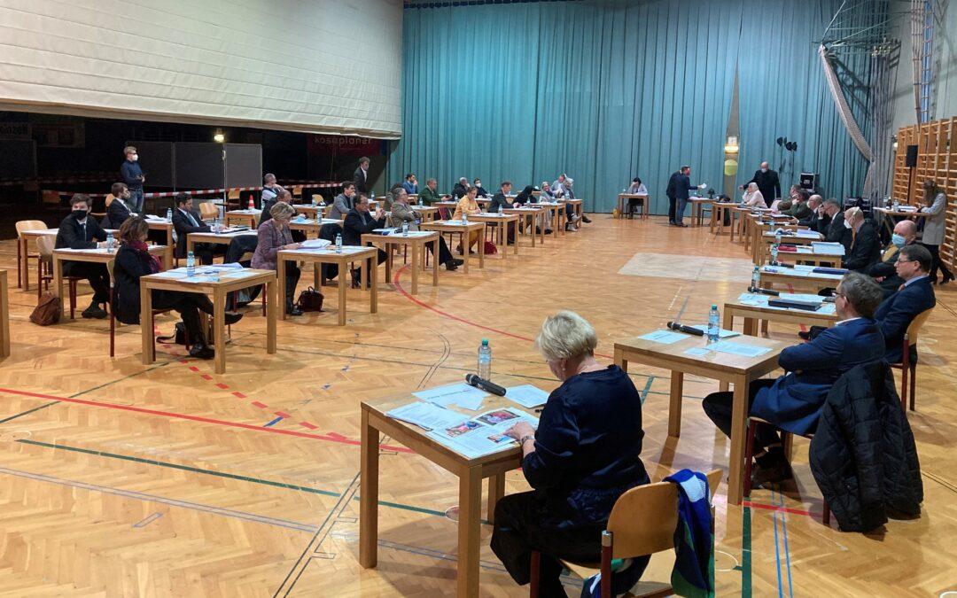 Gemeinderat 12/2020 – Thermenhalle