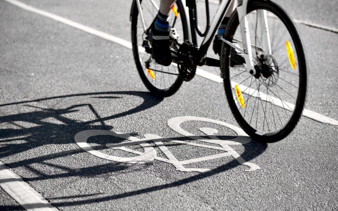 Förderung des Radverkehrs und  Neuordnung der Parkflächen